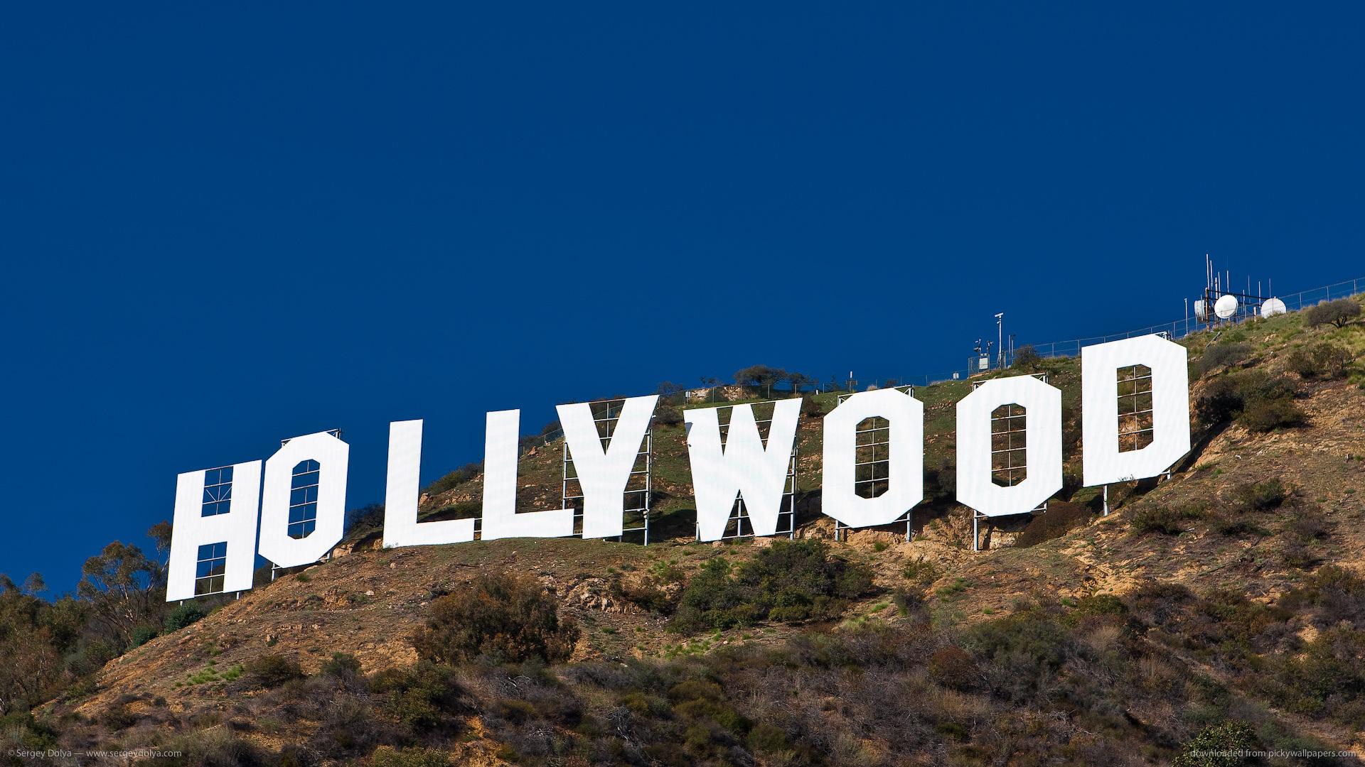 Cinema : HOLLYWOOD - ESL Resou...