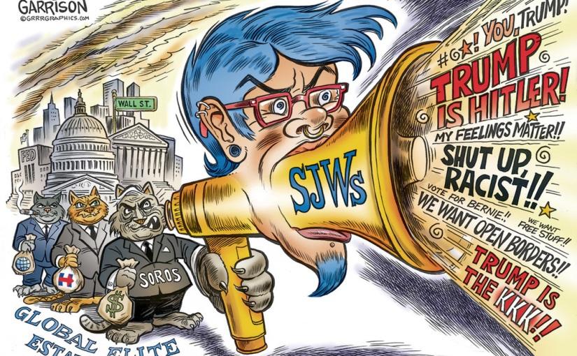 Bernie Sanders Nazithugs