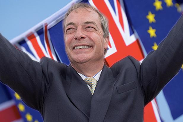 Nigel Farage, The Real Man of Europe: Brutal honesty that the idiots of Brussels needed tohear